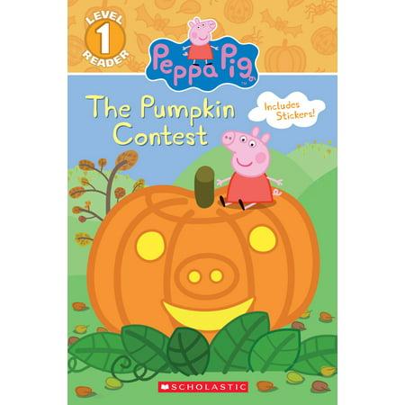Food City Halloween Contest (The Pumpkin Contest)