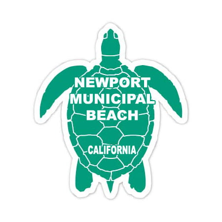 Newport Municipal Beach California Souvenir 4