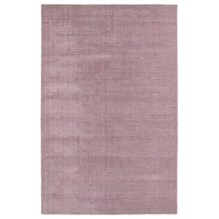Handmade Collection (Kaleen Rugs Luminary Collection LUM01-90 Lilac Handmade 3' x 5' Rug)