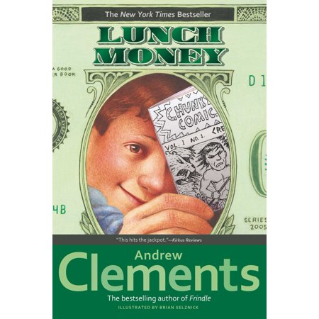 Lunch Money - eBook