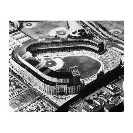 New York: Yankee Stadium Print Wall Art