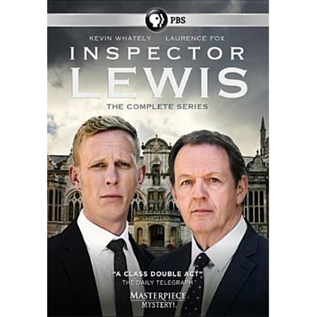 Inspector Lewis: The Complete Series 1-8 (DVD) (Halloween 1-8 Collection)
