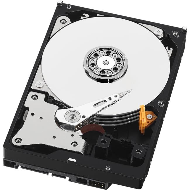 """WD Red WD60EFRX 6 TB 3.5"""" Internal Hard Drive - SATA - 5400 - 64 MB Buffer"""