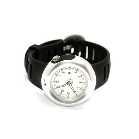 Nike Plus Watch (OREGON WOMENS ANALOG REGULAR WHITE DIAL WATCH WA0021)