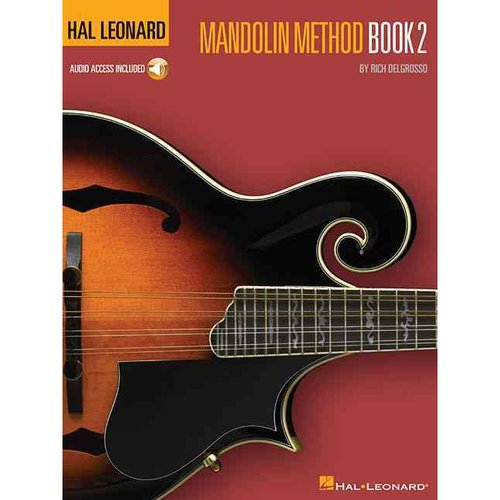 Hal Leonard Mandolin Method Book 2 by