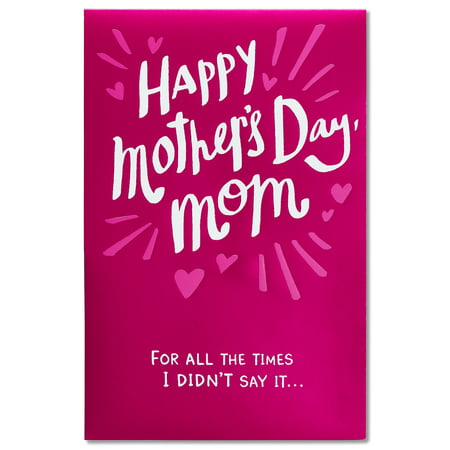 American Greetings I Love You Mother's Day Pop Up Card with - Easy Halloween Pop Up Cards