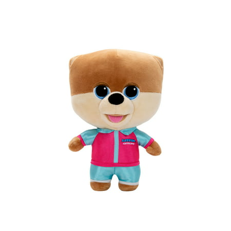 Jiffpom Plush 10-inch All Star