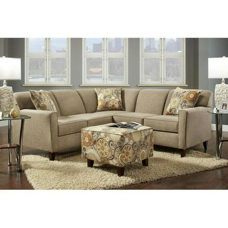 Chelsea Home Furniture Paisley Sectional Sofa