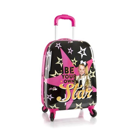 Jojo Siwa Be Your Own Star - 21 Inch Tween Spinner Luggage for Kids (Uggs For Tweens)