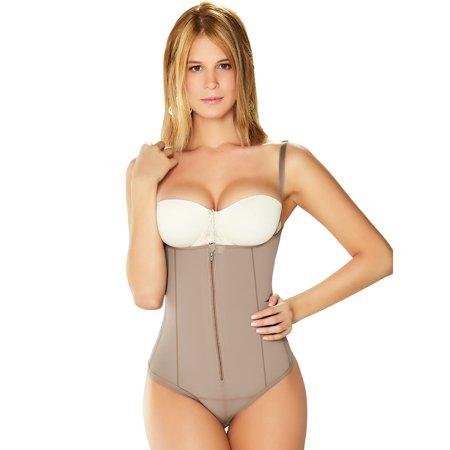 0dbb3a976a8c Diane & Geordi - Diane & Geordi 3617 Thong Shapewear for Women Slimming  Body Shaper - Walmart.com