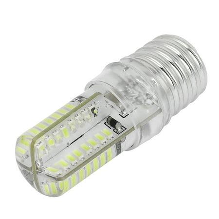 e17 socket 5w 64 led lamp bulb 3014 smd light pure white. Black Bedroom Furniture Sets. Home Design Ideas