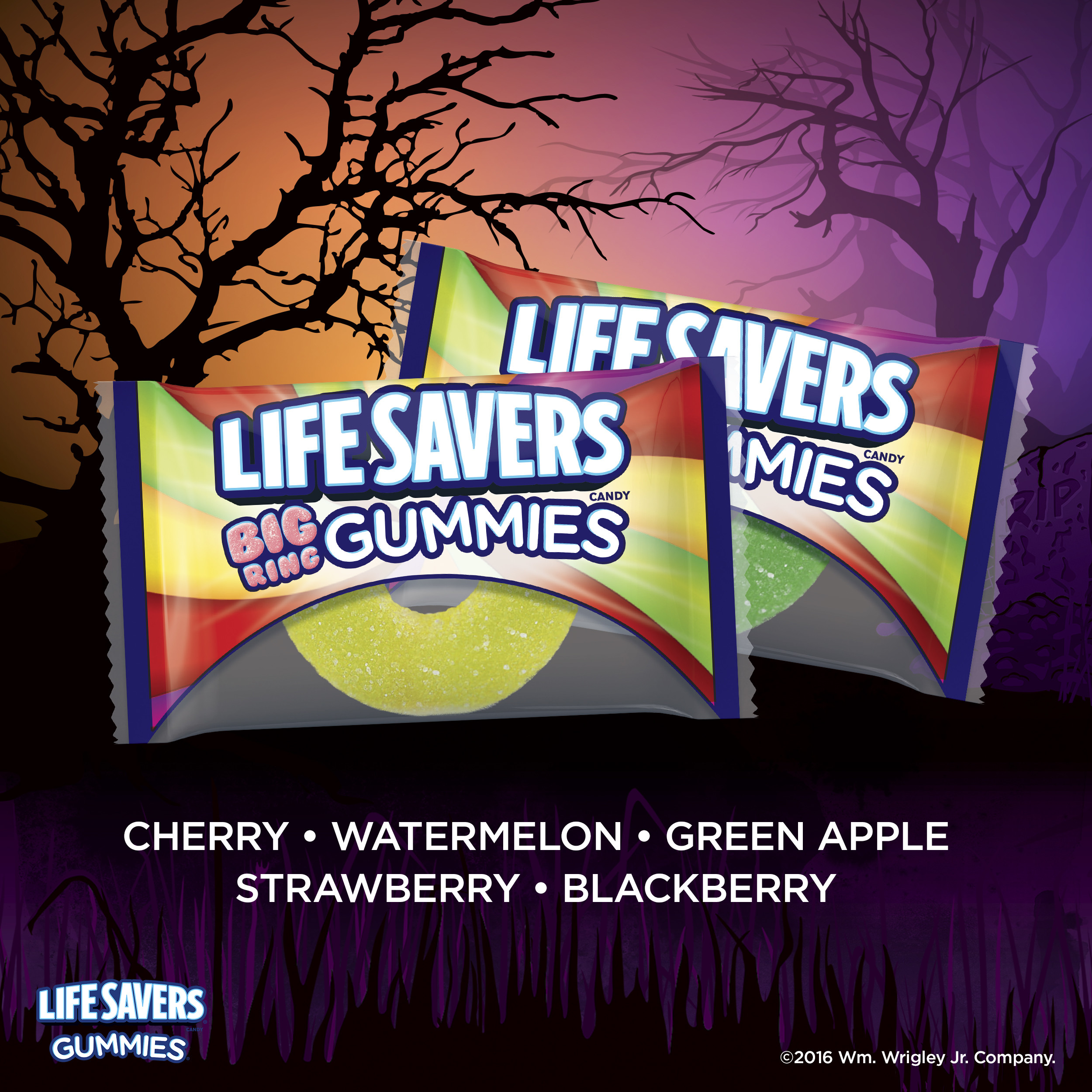 Lifesaver Gummies Big Ring Nutrition Facts Nutrition Ftempo