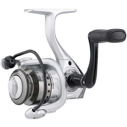 "Abu Garcia Silver Max Spinning Reel with 20 5.1:1 Gear Ratio 6 Bearings 27/"" Retr"