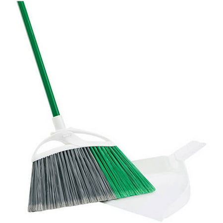 Libman XL Broom & Dustpan