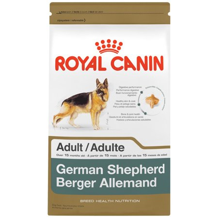 Royal Canin German Shepherd Adult Dry Dog Food, 6 lb