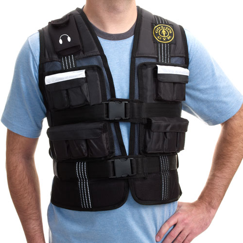 Gold's Gym 20 lbs. Adjustable Weighted Vest
