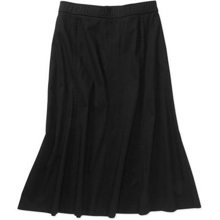 6fe004185d White Stag - Women's Plus-Size Long Gored Maxi Skirt - Walmart.com