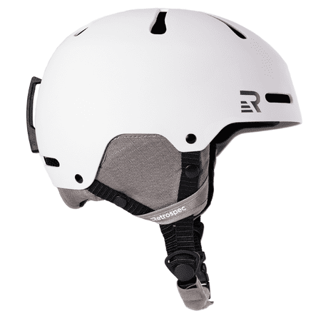 Retrospec Traverse H3 Youth Ski, Snowboard, and Snowmobile Helmet