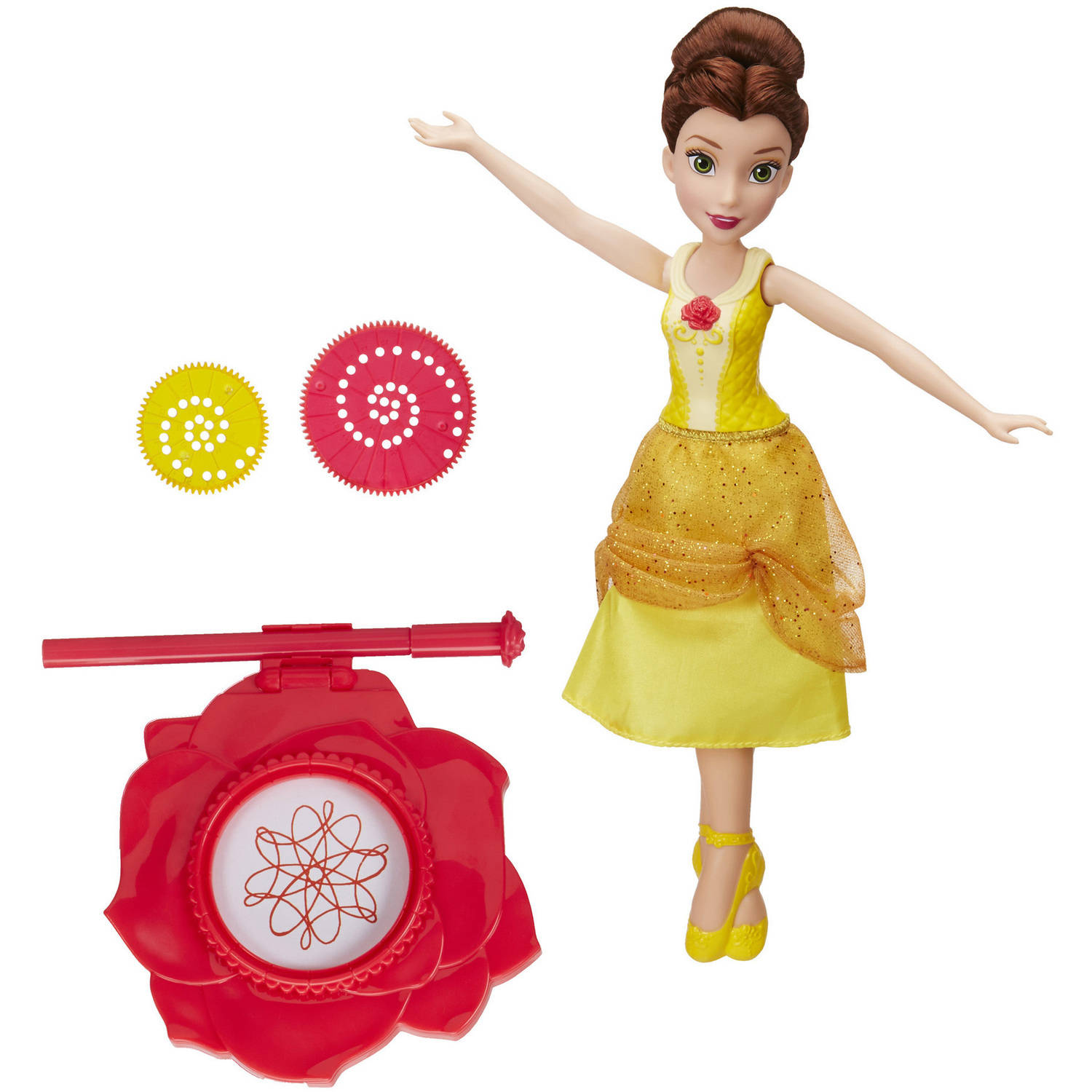 Disney Princess Dancing Doodles Belle by Hasbro