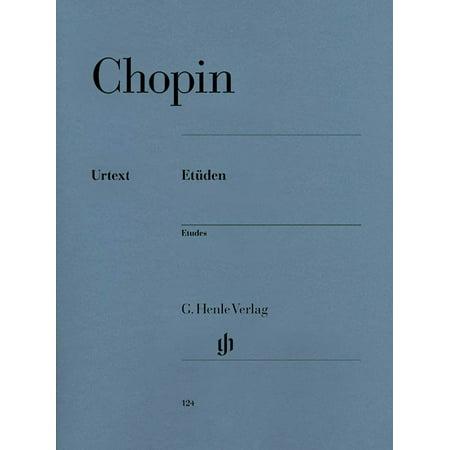 Music Chopin Etudes (HEN)(PA) - image 1 of 1