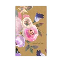 Gartner Studioses Personalized Floral Bouquet Notebook