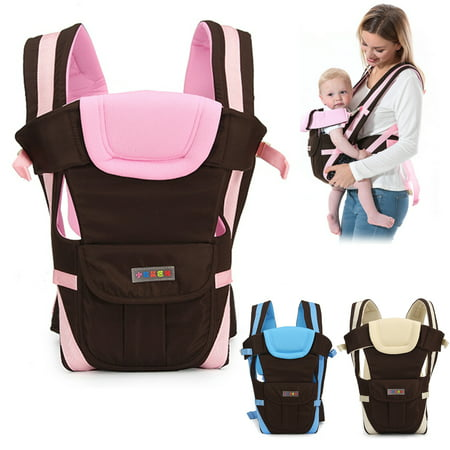 Lightweight All Carry Positions 4-Positions, 360° Ergonomic All Season Baby & Child Infant Toddler Newborn Carrier Backpack Front Back Wrap Rider Sling Soft & Breathable Cotton Best Baby Slings Reviews
