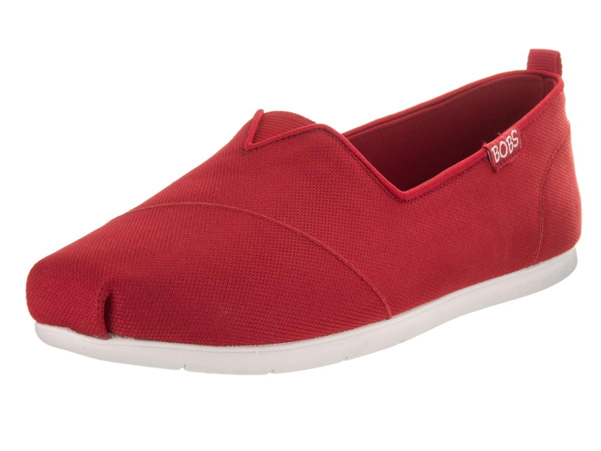 BOBS from Skechers Women's Plush Lite-Street Chic Casual Shoe by Skechers