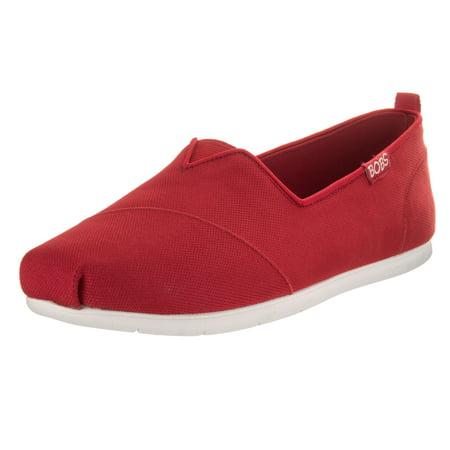 BOBS from Skechers Women's Plush Lite-Street Chic Casual Shoe