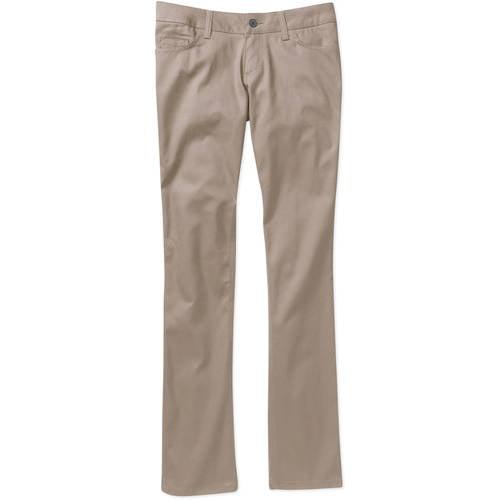 Dickies Juniors' School Uniform 5-Pocket Low-Rise Work Pants