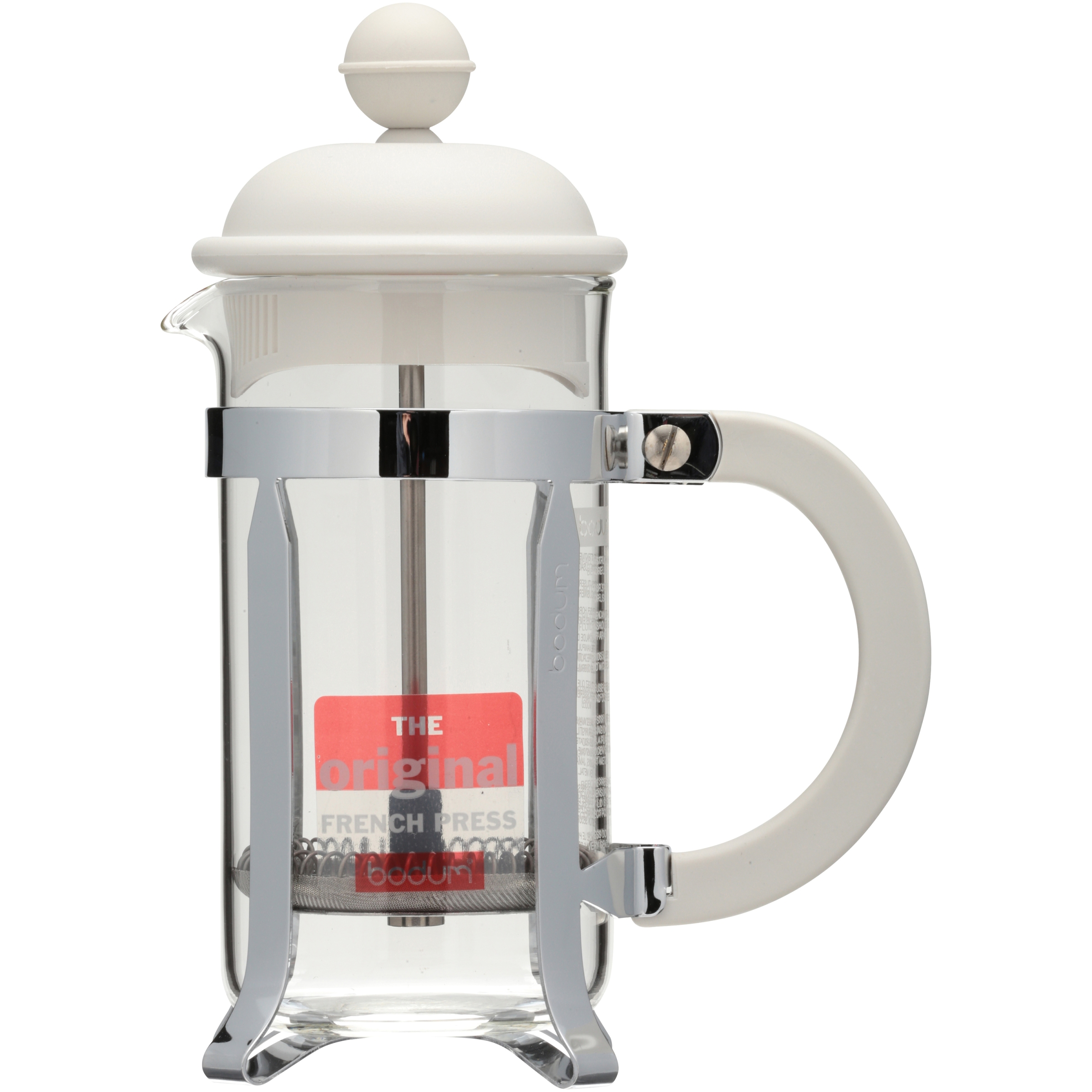 Bodum CAFFETTIERA French Press Coffee Maker, 3 cup, 0.35 L, 12 oz, Black