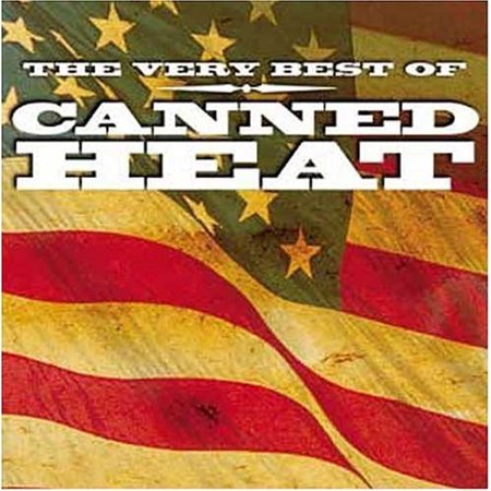Canned Heat Very Best Of Canned Heat Cd Walmart Com