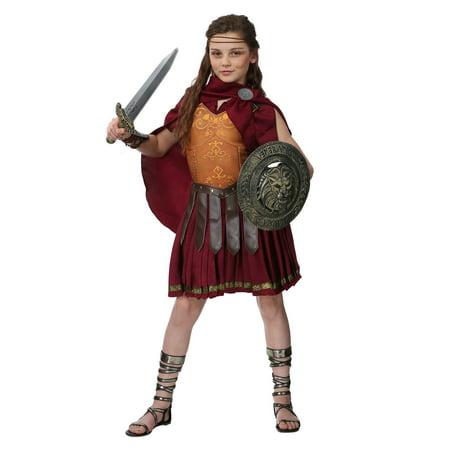 Gladiator Costume Female (Gladiator Girls Costume)