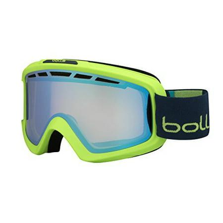 63f6fd6ee *Bolle Goggles 21335 Matte Green Aurora Nova II - Walmart.com