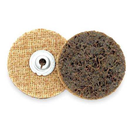 ARC ABRASIVES 59241 Conditioning Disc, AlO, 2in, Crs, TS