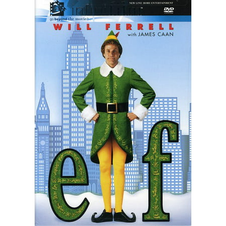 Elf (DVD) (Will Ferrell Cheerleader)