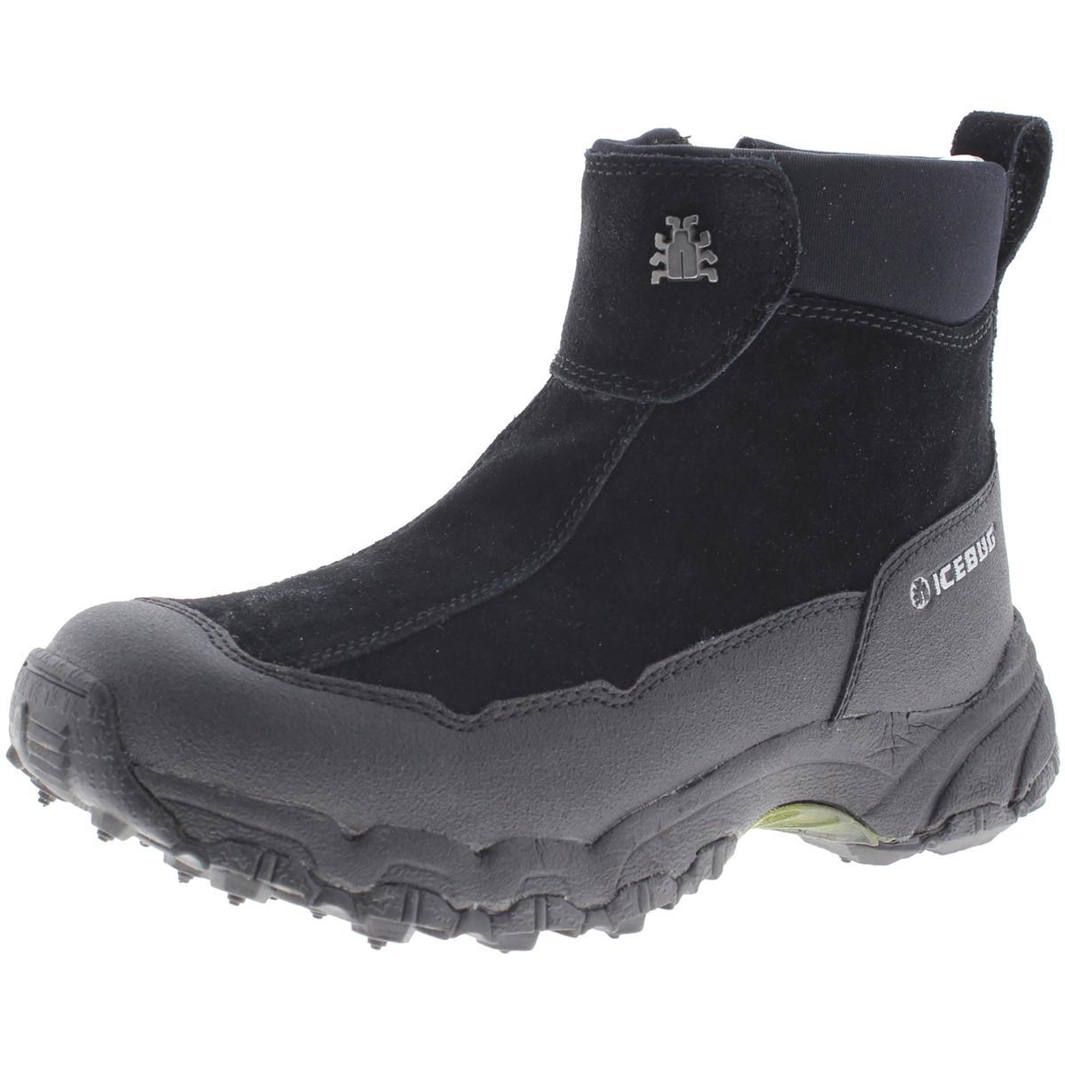 Icebug Womens Suede Waterproof Winter Boots