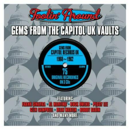 Foolin Around: Gems Form Capitol UK Vaults / Various (CD) (Around Stone)