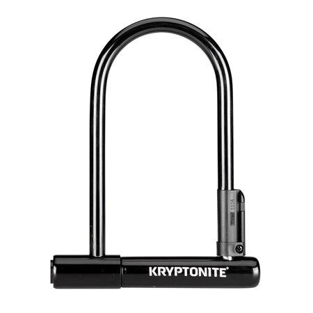 - Kryptonite High Security Bicycle U-Lock