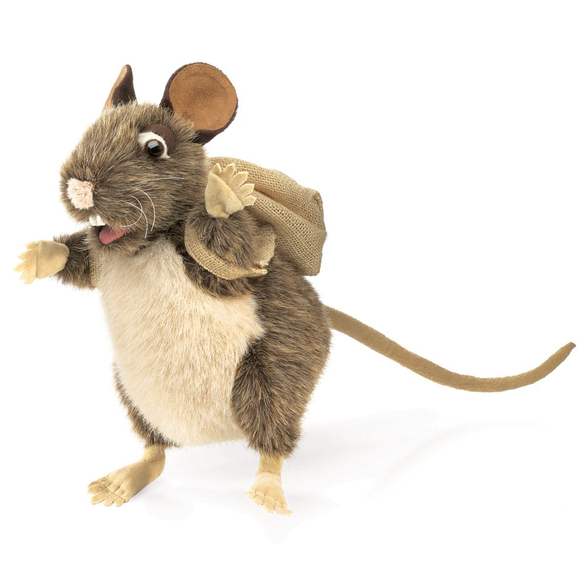 Pack Rat Hand Puppet by Folkmanis - 2847