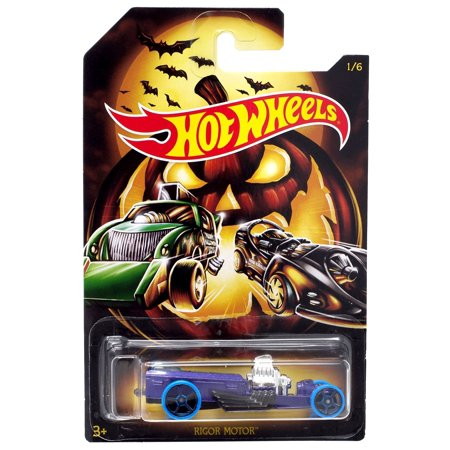 Hot Wheels Happy Halloween! Rigor Motor Die-Cast