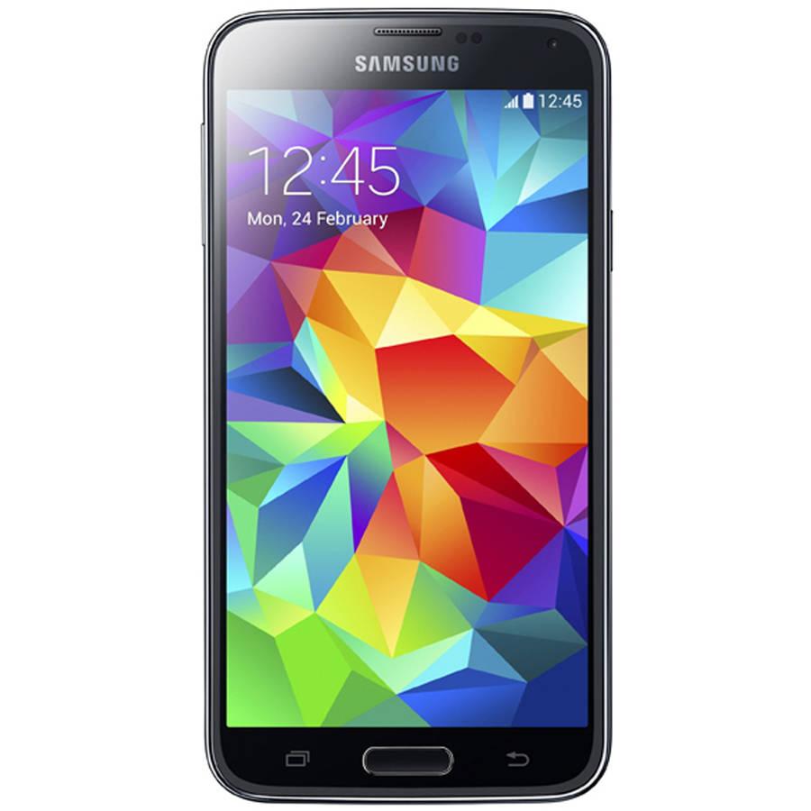 Refurbished Samsung Galaxy S5 G900H 16GB GSM Smartphone (Unlocked), Black