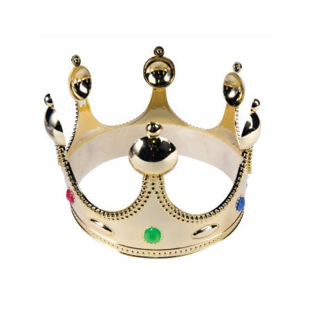 CHILD KING CROWN - King Crown For Kids