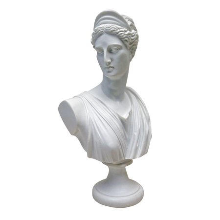 Design Toscano Diana of Versailles: Bonded Marble Resin Sculptural -