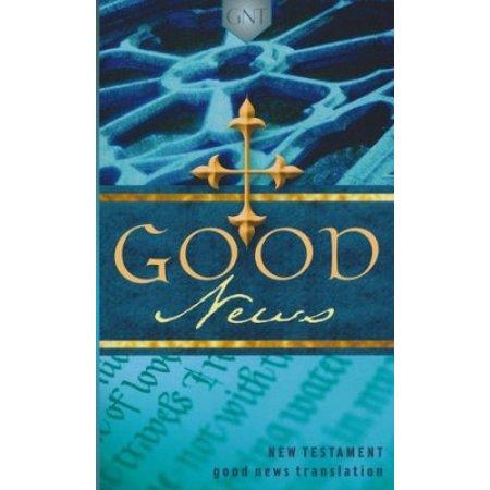 Image of Good News New Testament-TEV