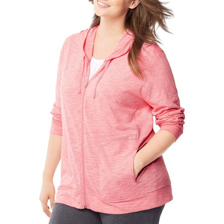 Rainbow Lightweight Jersey (Women's Plus Lightweight Slub Jersey Zip)