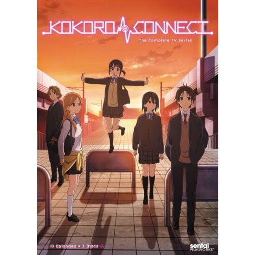 Kokoro Connect: Complete TV Collection (Widescreen)