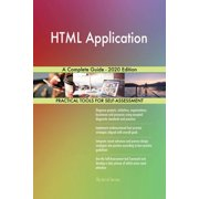HTML Application A Complete Guide - 2020 Edition - eBook