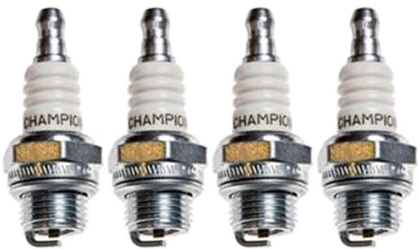 Champion OEM 859 Replacement Engine Spark Plug 4-PK