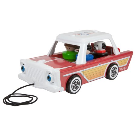 Fisher Price Classics - Nifty Station Wagon