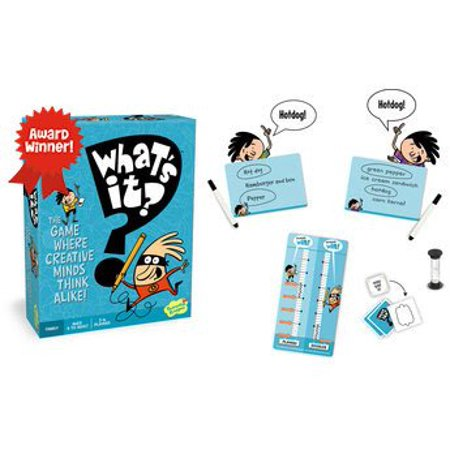 Peaceable Kingdom What's It? Award Winning Family Game